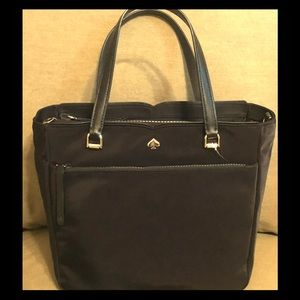 NEW ♠️✅ Kate Spade Jae Medium Nylon Satchel